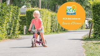 RCN Belledonne Camping en Bourg d'Oisans