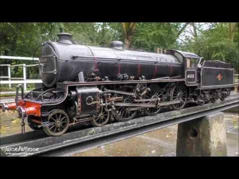5 inch Gauge Ex LNER B1 61322 Thompson 4-6-0 - Live Steam Locomotive