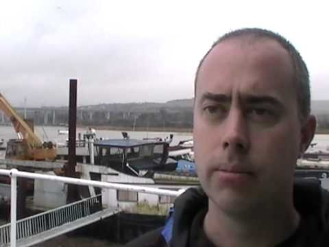 PORT MEDWAY MARINA - NEARLY SUNK BY SWAPS.