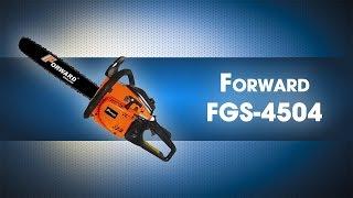Пила бензинова FGS 4504, 2,2 кВт, 2,9 л з, FORWARD, F17020