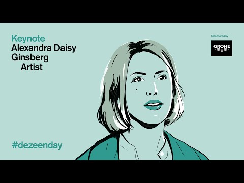 Daisy Ginsberg keynote   Dezeen Day 2019