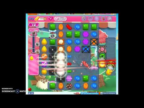 Candy Crush Level 2072 help w/audio tips, hints, tricks