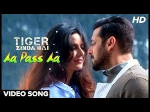Aa Pass Aa Video Song   Tiger Zinda Hai   Salman Khan, Katrina Kaif   Ali Abbas Zafar