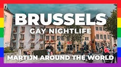 Gay Brussels Travel Guide / Gay Brussel, Gay Bruxelles, Gay Belgium