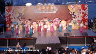 Asian Ethnic Cultural Performances 2013 - Thai Dance 18/23