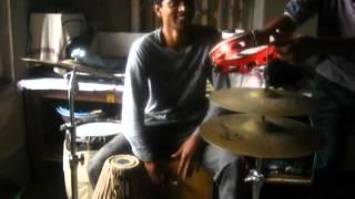 Rimjhim Rimjhim Paani Barse Barsaat Me Music Remake | By Cajon