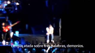 Harry y Louis Lloran cantando Over Again (Sub Español).