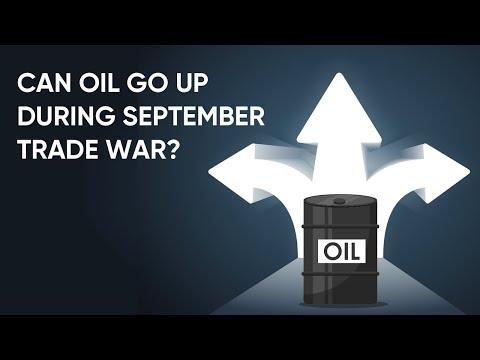 Oil Price Chart Analysis in September 2019