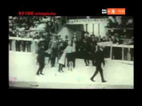 Dorando Pietri - Maratona Olimpiadi Londra 1908