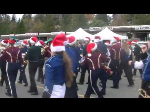 Placerville Christmas Parade 2010 - YouTube