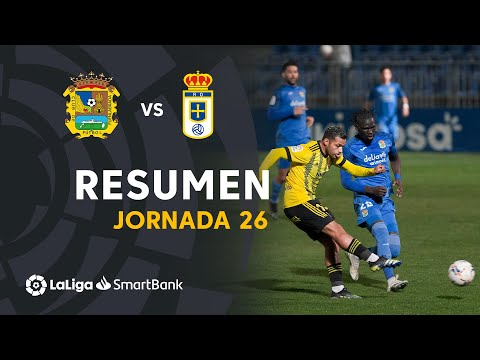 CF Fuenlabrada Oviedo Goals And Highlights