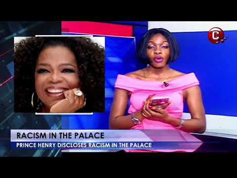 Prince Henry Talks about Racism at the Oprah Winfrey Show