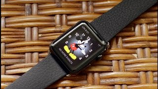 Apple Watch Classic Buckle review