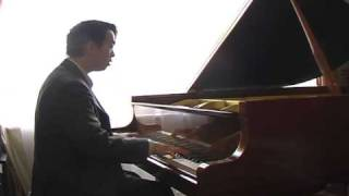 Pathetique Sonata (1st Movement) Beethoven performed by Benechan on a Yamaha G2 Grand Piano 12/09