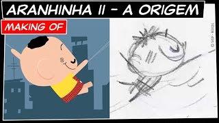 Mônica Toy - Making of | Aranhinha II - A Origem (T05E32)