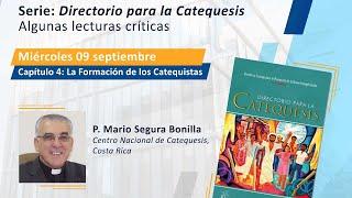 Directorio para la Catequesis. Capítulo 4: La Formación de los Catequistas