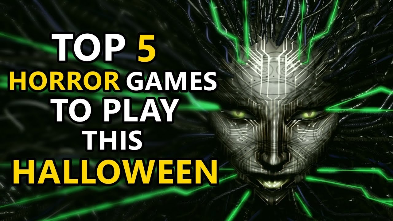 Top 5 Horror Games No Jumpscares Youtube