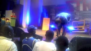 OLAMIDE performing at The Street 30-03-2014