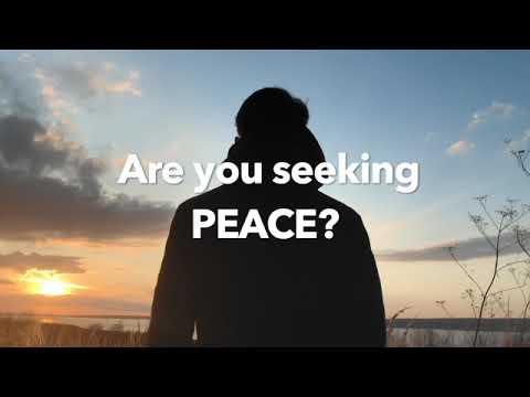 Are You Seeking Peace?