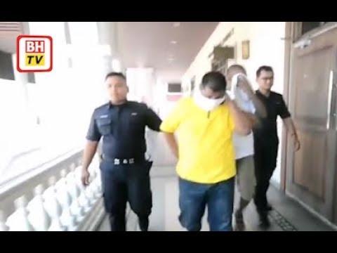Dua sahabat terlepas hukuman gantung