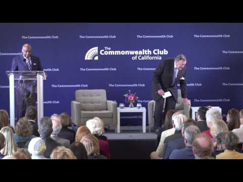 Willie Brown: Annual Commonwealth Club Lecture (Full Show)