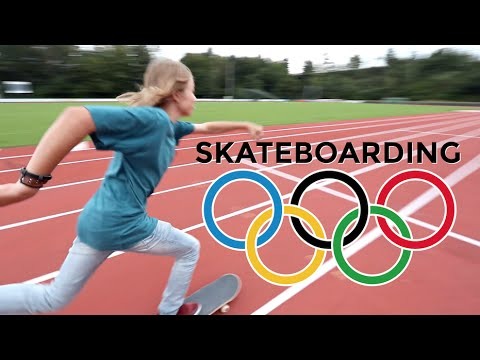 What Skateboarding looks like in the Olympics - Real Talk