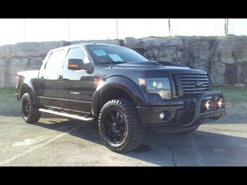 Black Ops 2013 Ford F 150 Supercrew 4x4 By Tuscany