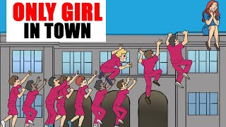 I Am The Only Girl In Town