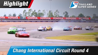 TSS 2015 Round 4 Highlight @Chang International Circuit, Buriram