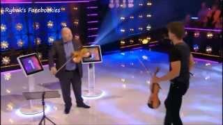"Alexander Rybak - ""OB-LA-DI, OB-LA-DA"" on  ""Så ska det låta""  09.02.2014"