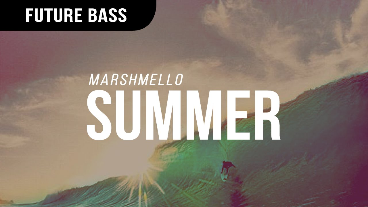 Marshmello - Summer - YouTube