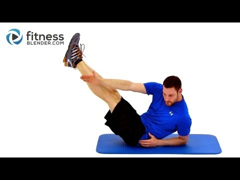 Abs & Obliques Cardio Blend Core Cardio Workout to Lose Belly Fat