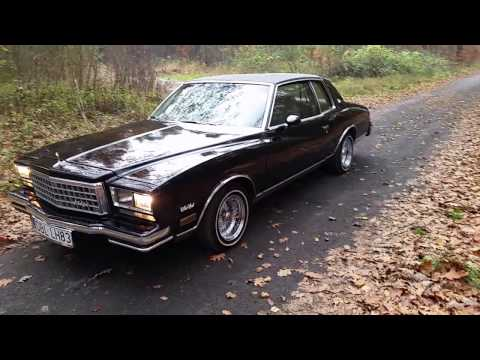 Chevrolet Monte Carlo 1980