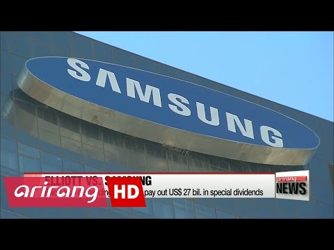 U.S. hedge fund calls on Samsung Electronics to demerge, list on NASDAQ
