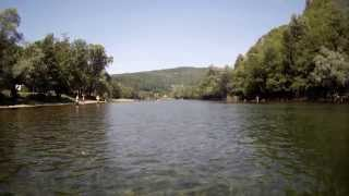 Srbac Reisen 2013 River Rafting Banja Luka Vrbas Teil 2 TRAVEL_VIDEO