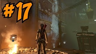 """RISE OF THE TOMB RAIDER [17] ★ """"The Red Mine Challenge Tomb"""" Let's Play / Walkthrough"""