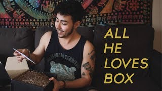ALL HE LOVES REVIEW - APRIL BOX
