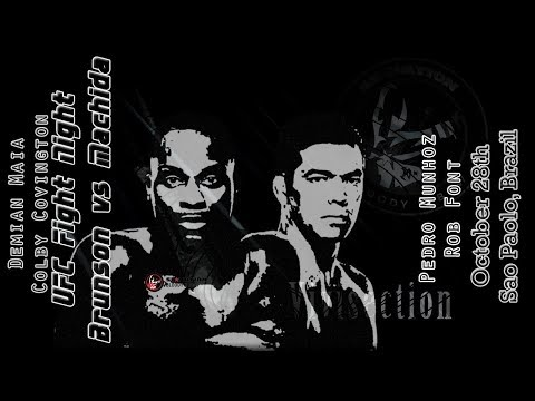 The MMA Vivisection - UFC Sao Paulo: Brunson vs. Machida picks, odds, & analysis
