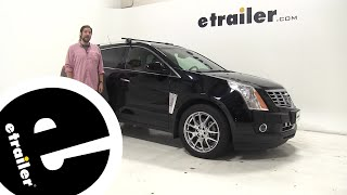 Malone Roof Rack Review - 2014 Cadillac SRX