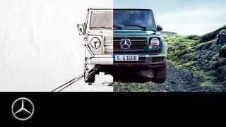 Mercedes-Benz G-Class (2019) 40 Years G-Class