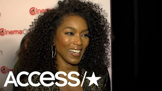 'Mission: Impossible -- Fallout': Angela Bassett Promises 'Intrigue,' 'Stunts' & More | Access