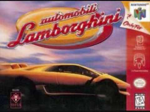 Automobili Lamborghini 64 - Title Theme