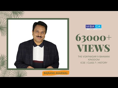 History: Vijaynagar and Bahmani Kingdom | Class 7