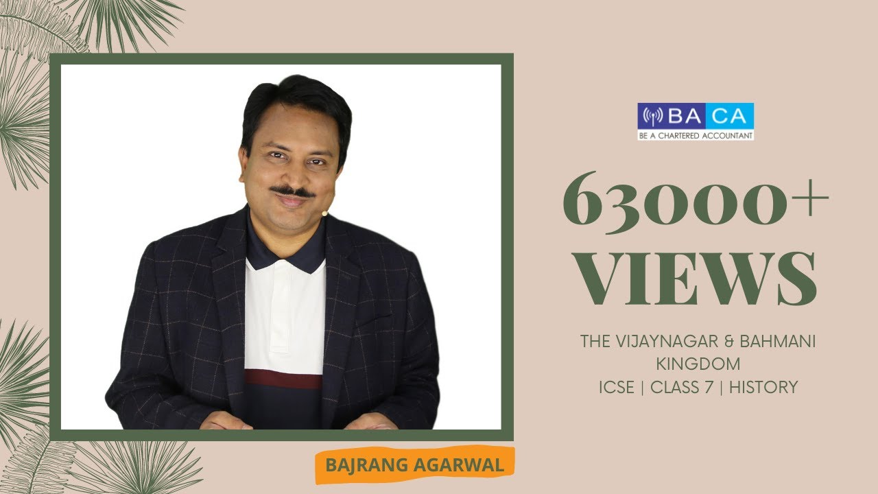 history vijaynagar and bahmani kingdom class 7 youtube