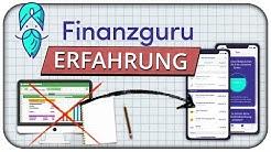 Finanzen organisieren einfach gemacht? Haushaltsbuch als App? Meine Finanzguru Erfahrungen