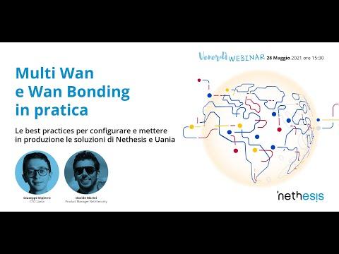 Multi Wan e Wan Bonding in pratica