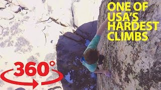 Can you summit one of USA's hardest climbs?