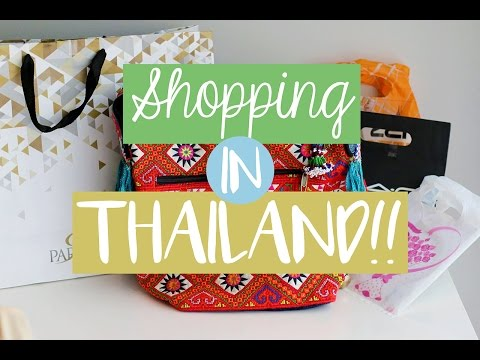 shopping-in-thailand!