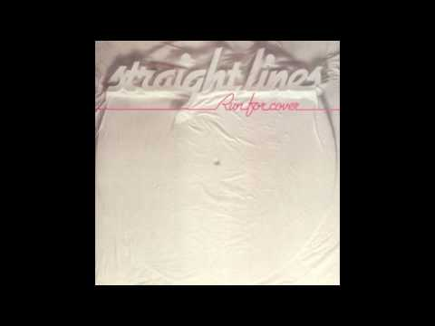 Straight Lines - Run For Cover [1981 full album]