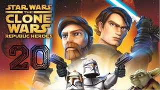 Star Wars - Clone Wars - Republic Heroes - Walkthrough Part 20 Final